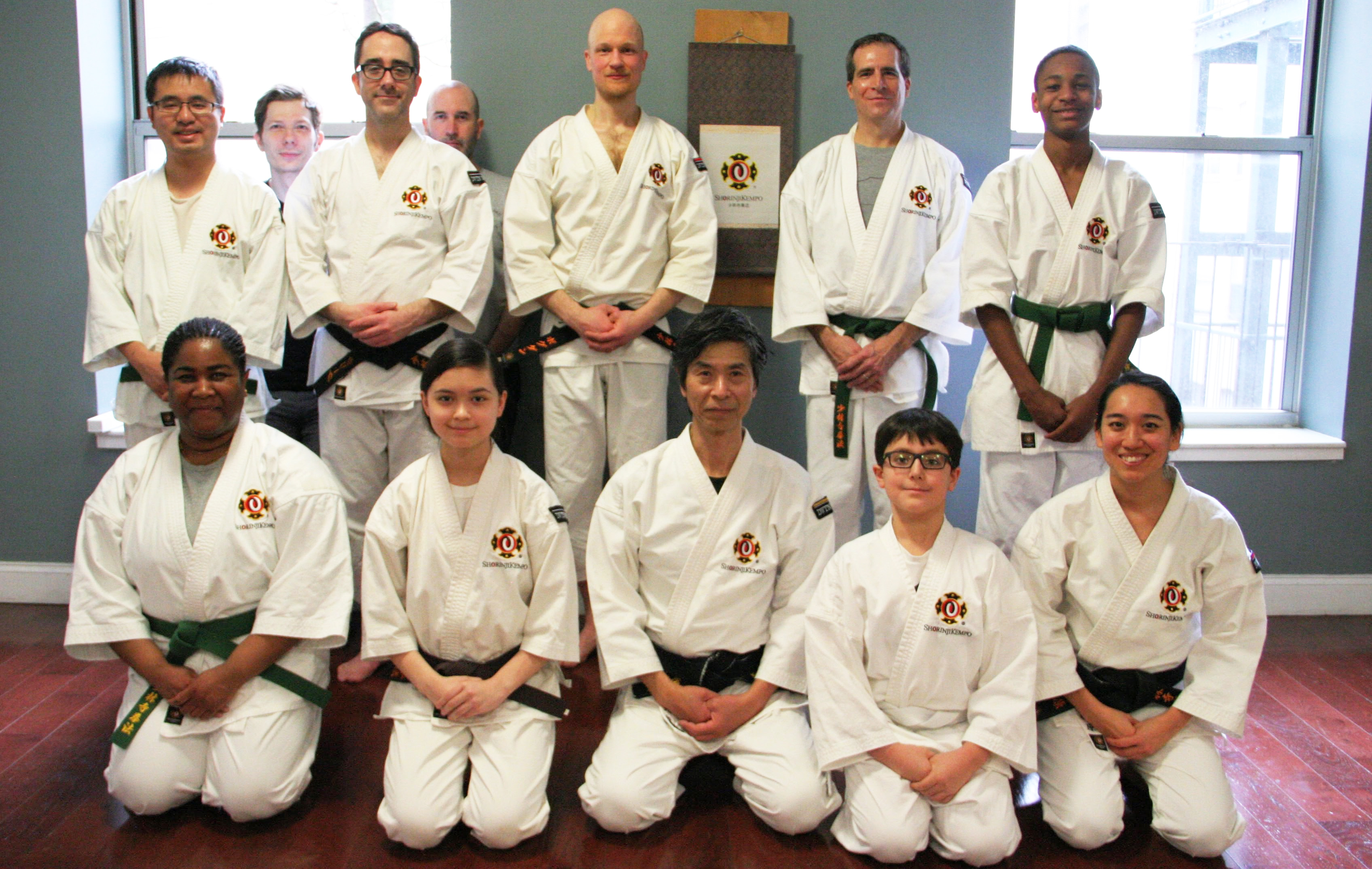 Shorinji Kempo NYC Branch