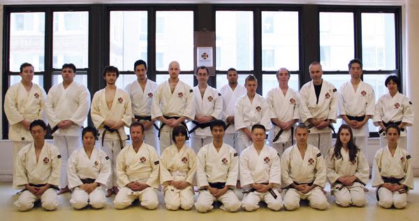 Shorinji Kempo NYC Branch